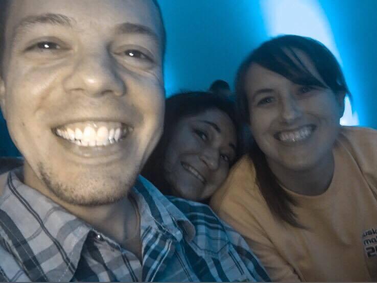 Derek, Becky and Kristen :)