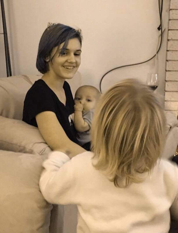 Abby, Arthur and Henry