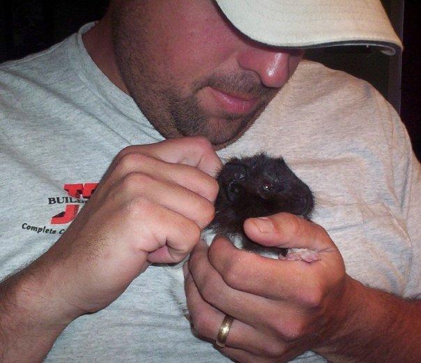 Erika's baby piggy <3
