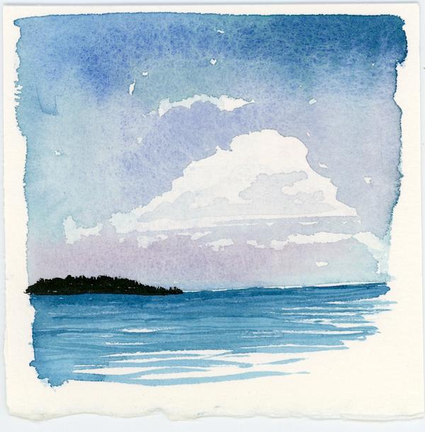 One Island - 5x5