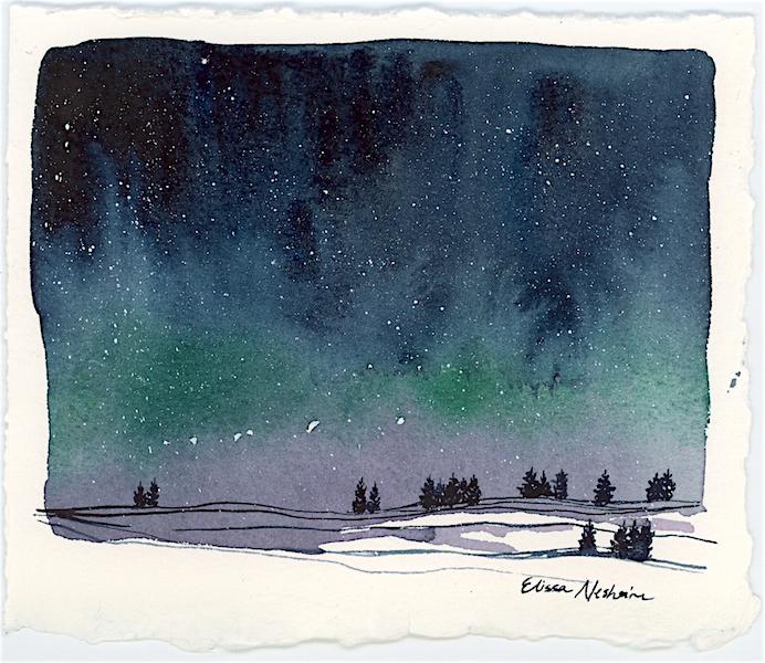 E.Nesheim/SnowyConstellationI