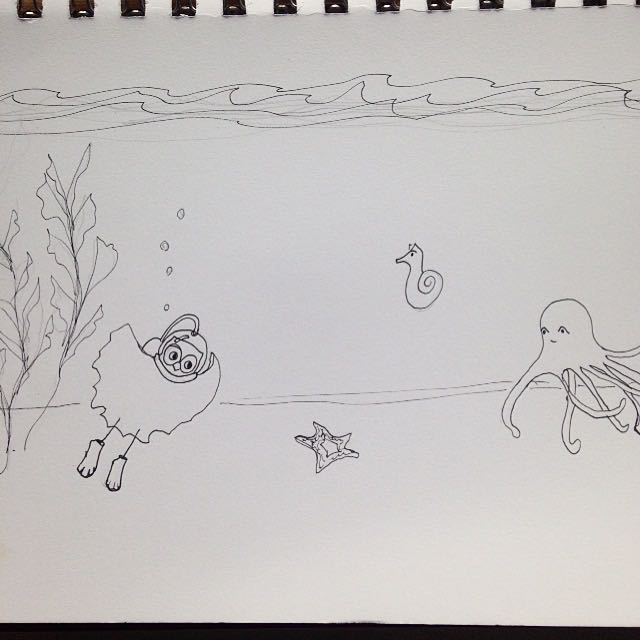 18/100 - Under the Sea