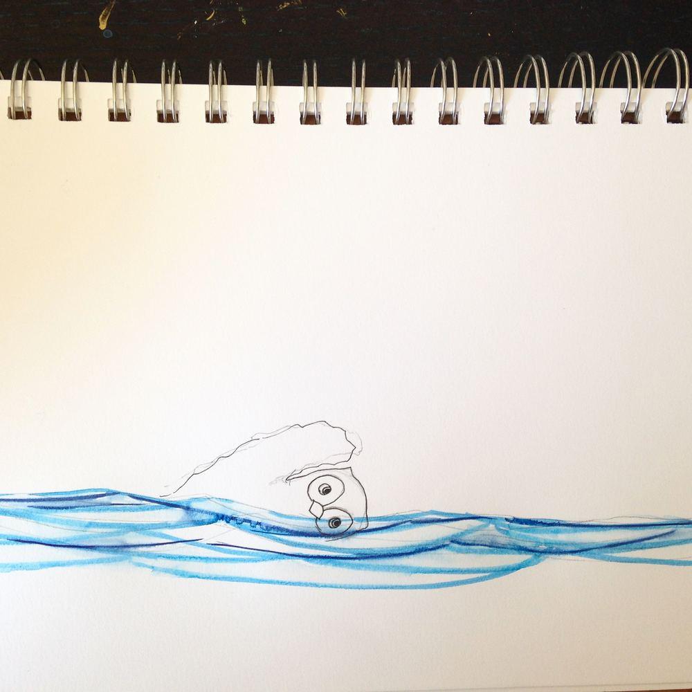 13/100 - Swimming