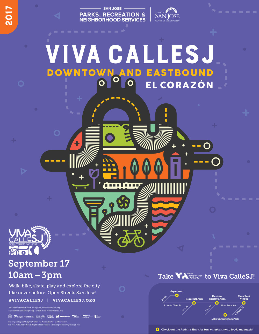 Viva Calle! - I will be popping up with my good pal Laura of Le Animale near Japantown. We will be stationed near Classic Loot. Look for a blue tent with gold flags!