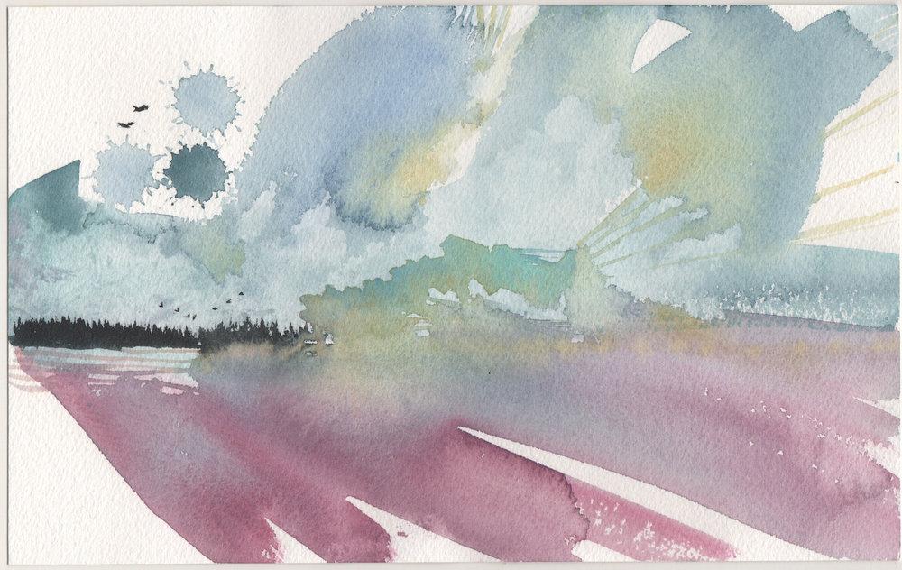 15. cloud break