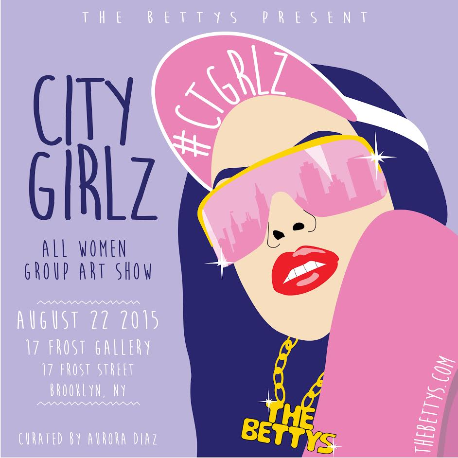 City Girlz Flyer