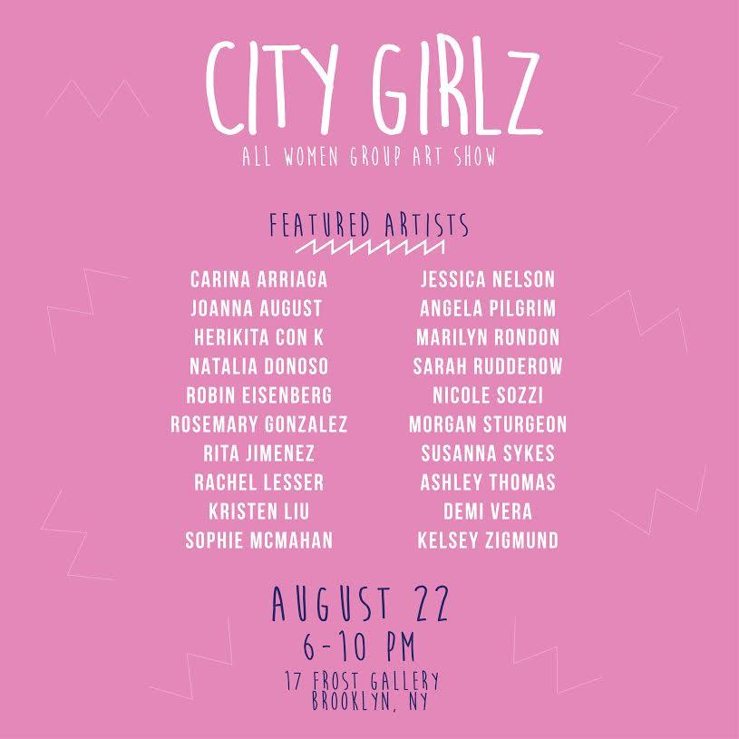 City Girlz List