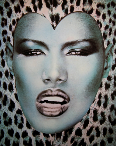 Grace Jones 'La Vie En Rose', 1977