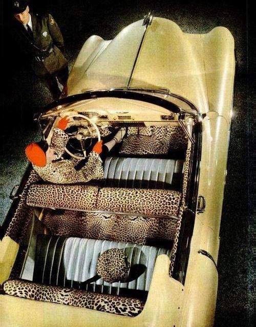Cadillac Debutante, 1950