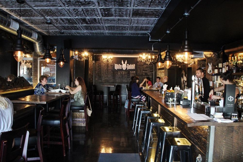 Restaurant White Rabbit St Hyacinthe Menu