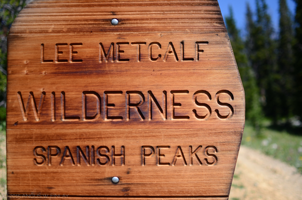 Lee Metcalf Wilderness