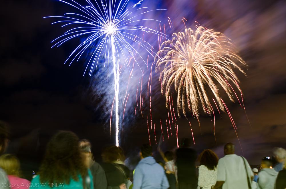 Revere Fireworks