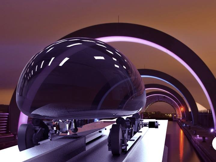 Business Insider: Here are the transportation pods of the future being built right now    Carnegie Mellon University's Hyperloop team  designed a pod that uses electromagnetic induction, which makes the pod levitate above the track. The team designed a control system than can engage and disengage the magnetization, which creates a more energy-efficient pod.    Continue Reading...