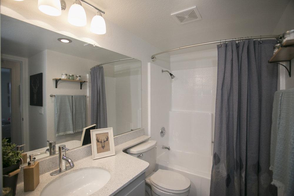 Bathroom at River Oaks