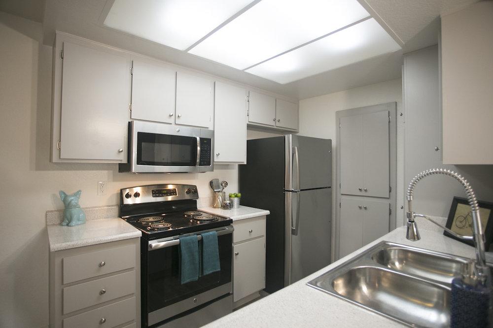 Kitchen at River Oaks