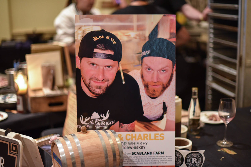 Tyler and Charles from Radiator Whiskey