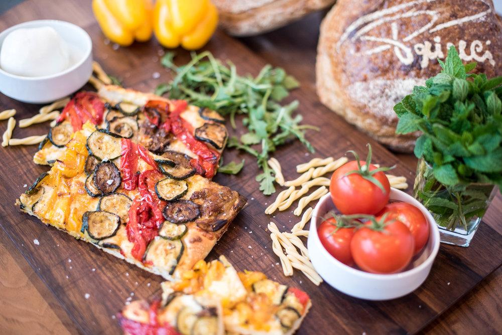Pizza Verdure Griglia
