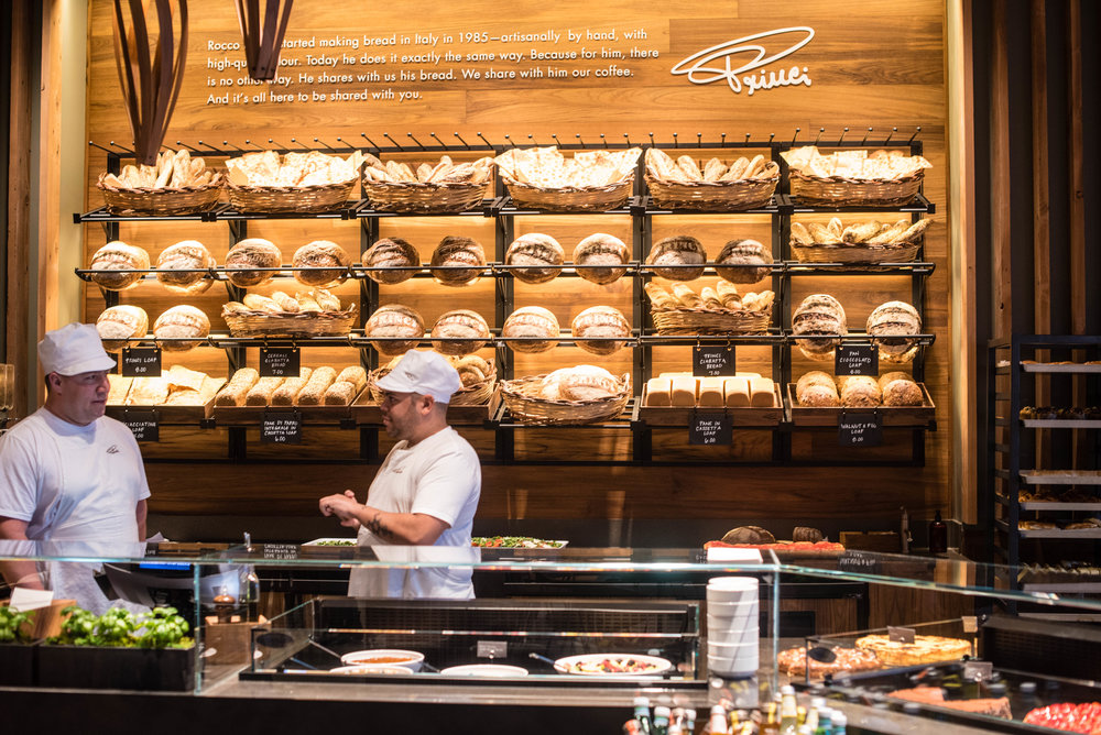 Princi Italian Bakery The Starbucks Reserve Roastery