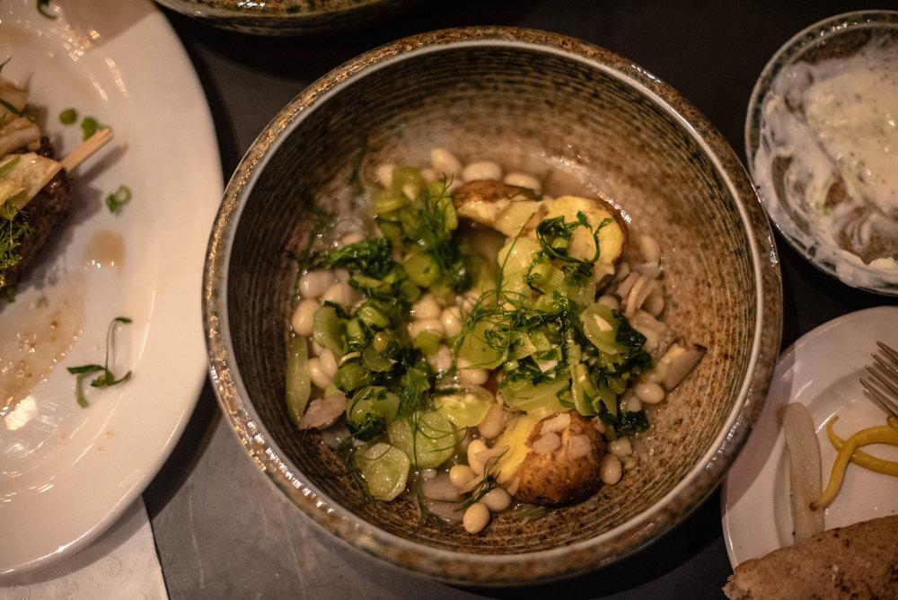 Cocobianco beans