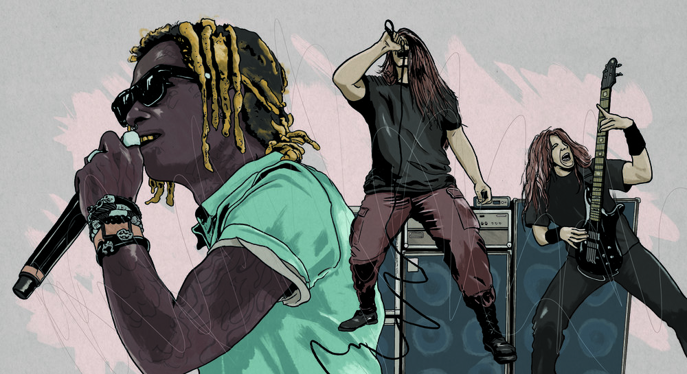 How Cannibal Corpse's 'Tomb of the Mutilated' Got Me into Young Thug by Mason Jones