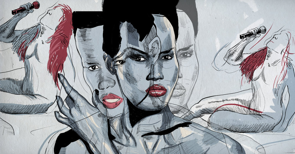 Grace Jones and the Power of Sex by Daisy Jones