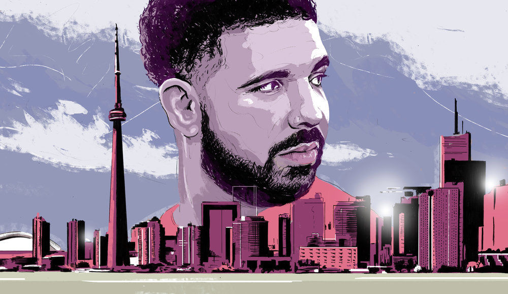 What's Drake to Do When Toronto Isn't Enough? by Amani Bin Shikhan