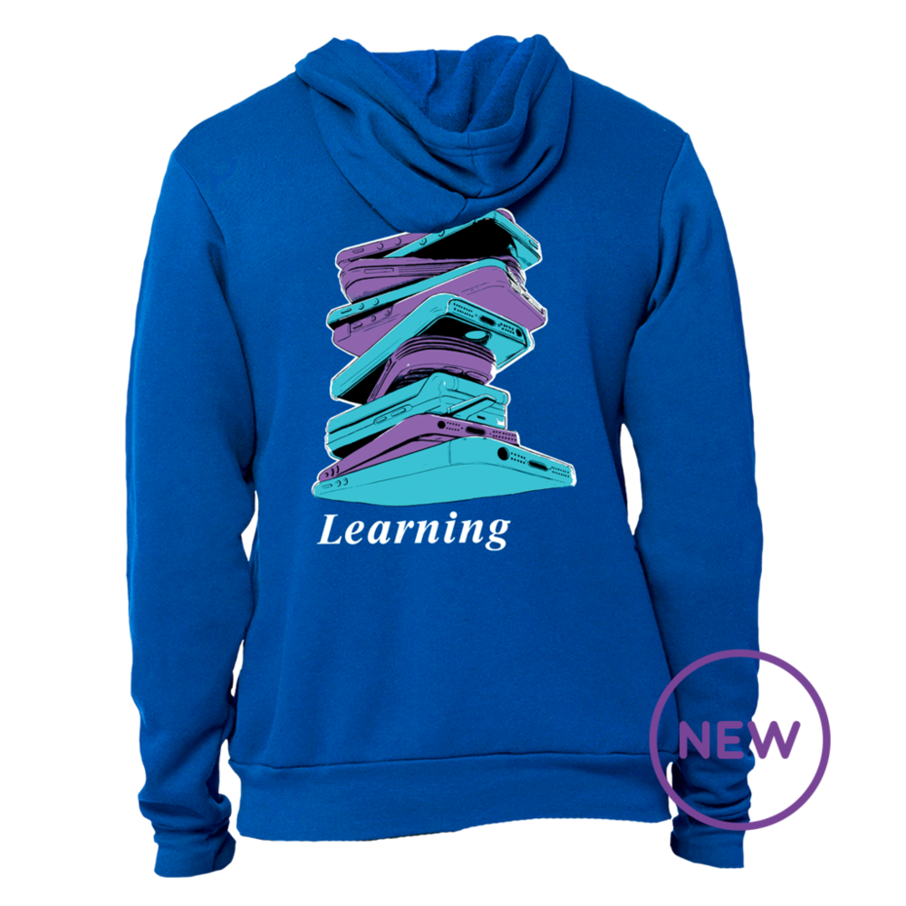 The Front Bottoms 'Learning' hoodie