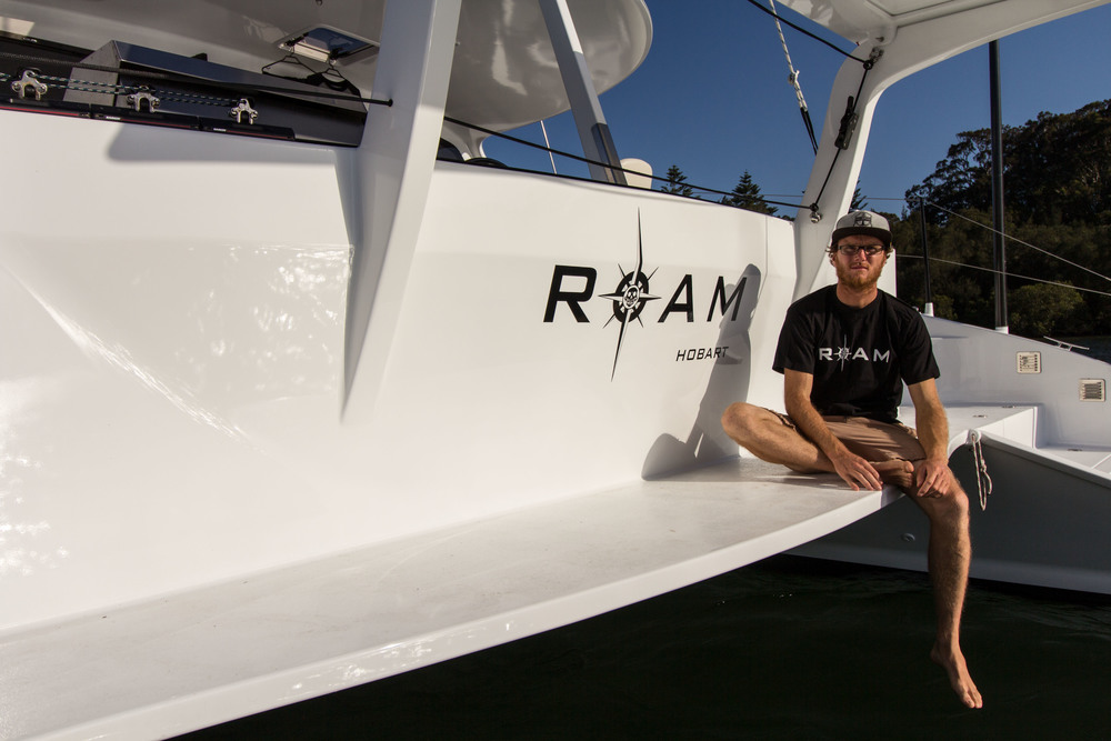 Welcome! Come and poach as many ideas as you can get from ROAM.  They are all a mix of 1001 other boats ready for you to create your adaption - Mick