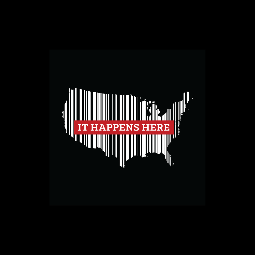 For:  My Virginia Tech Homecoming campaign, which was dedicated to raising awareness about sex trafficking in the USA  Impact:  Over 200 shirts were sold with this logo and 500 stickers distributed around campus