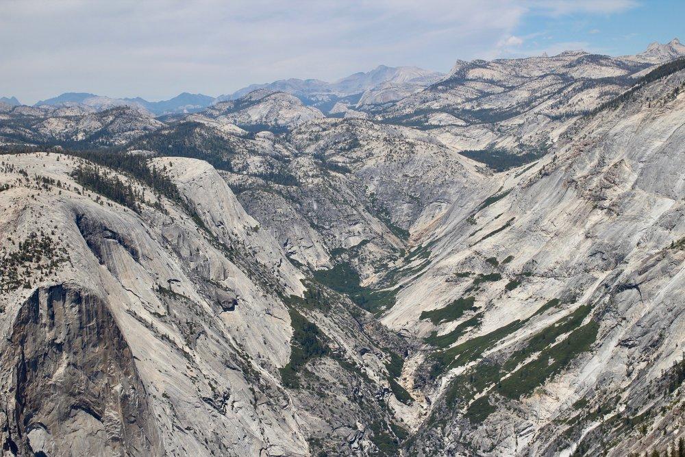 Yosemite National Park . July 2015