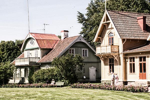 Villa Idun färdigställdes till sommaren 2015,villa Flora sommaren 2016 och villa Guldkroken blir färdigställd under 2018.