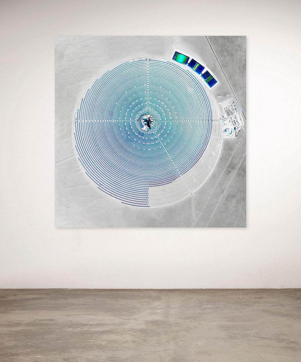 """Crescent Dunes"", Solenergianläggning i USA"
