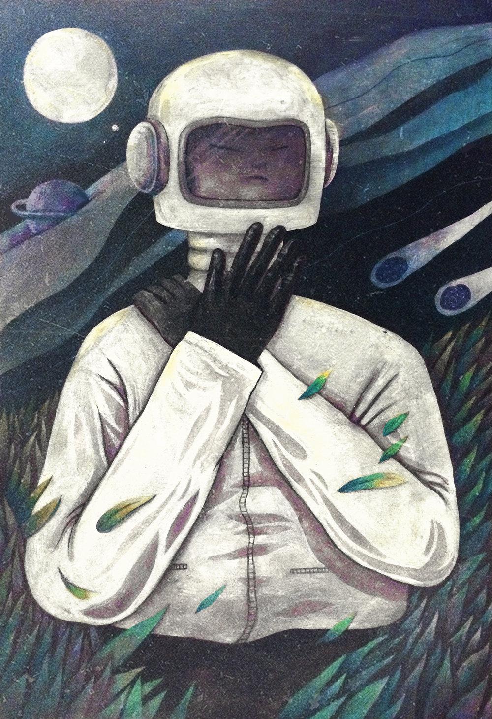 'astroboy' – 18 x 26 in. – 2015