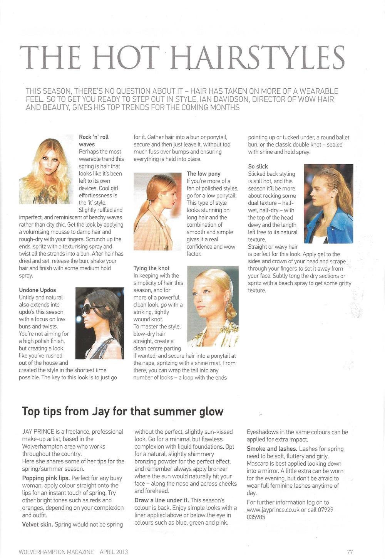 Apr rep-WOW-Wolverhampton Magazine-Apr13-Hair tips.jpg