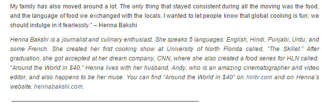 Featured in NRI Pulse magazine for the column, Indian of Atlanta.http://www.nripulse.com/indians-of-atlanta/