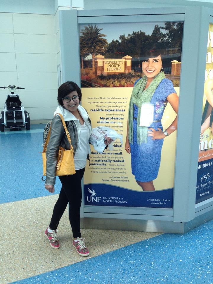 Jacksonville International Airport.