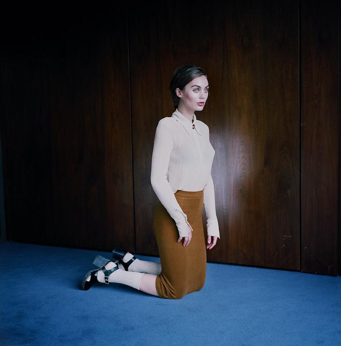 Portraits Mariell Lind Hansen
