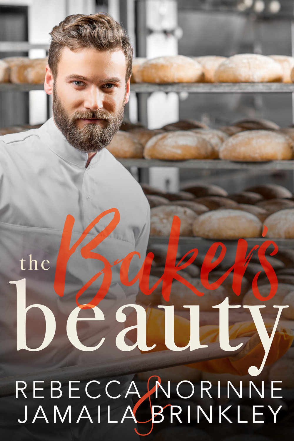 THE BAKER'S BEAUTY - After tragedy struck, Sean Amory left life as a record executive in LA to go back to his roots. He's come home to River Hill to work in his family's bakery, reliving his youth while he decides what to do with his life. Somehow, the warm ovens and fresh dough are soothing his raw edges – and the gorgeous woman he sees jogging past every morning as he opens up the shop is having another effect entirely.Jess Estes-Moore's former life as a beauty queen led to her current gig as a lifestyle consultant for every local TV station in northern California – but it also means she hasn't eaten bread since she was fourteen. But smelling the stuff won't ruin her career, so she makes a point to route her morning run past River Hill's best-smelling site: The Breadery. When she meets the handsome baker inside, sparks fly and cupcakes get… frosted.Jess and Sean are made for each other – but when his past rears its ugly head and her future comes calling, they'll have to work out just what they're ready to give to get everything.