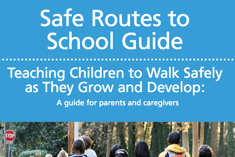 Safe Routes to School Guide: Teaching Children to Walk Safely as They Grow and Develop-Safe-Routes-NHTSA-photo
