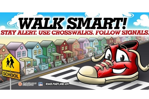 Pedestrian Safety-Maryland-DOTSHA-photo