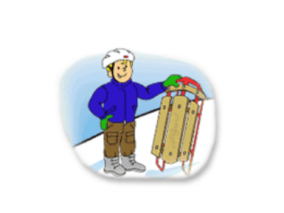 Sledding Safety Tips – UPMC*