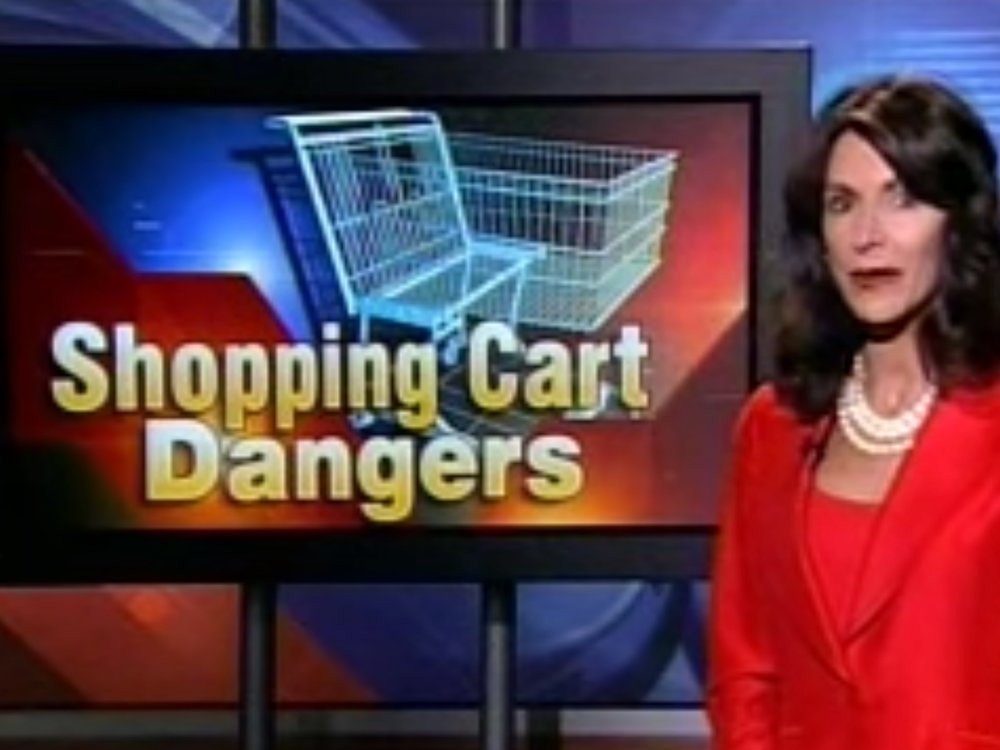 Shopping Carts: A Hazard for Children – WBNS-10TV