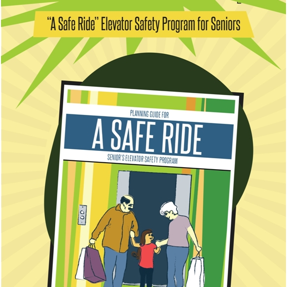For older adults. Includes brochure, safety information. Ideal for assisted care facilities or any older adult.