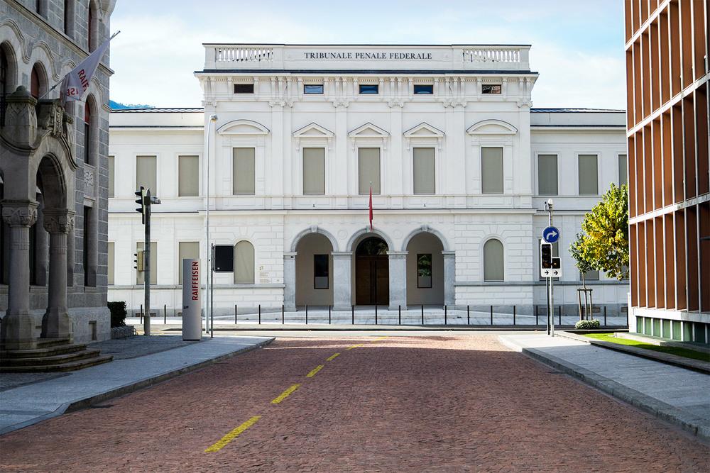 ....Bundesstrafgericht Bellinzona ..  Tribunale penale federale, Bellinzona ....  ....Brunnenbohrungen ..Esecuzione di pozzi....