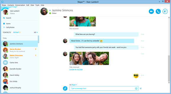 skype for remote teams