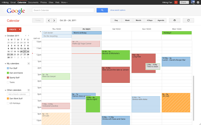 google calendar for remote teams