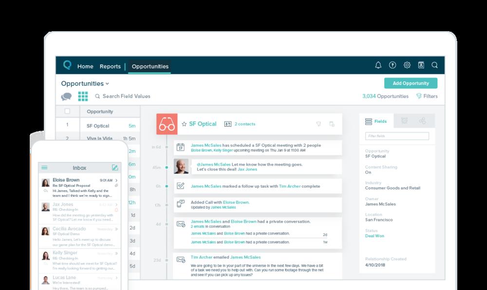 salesforceiq tool