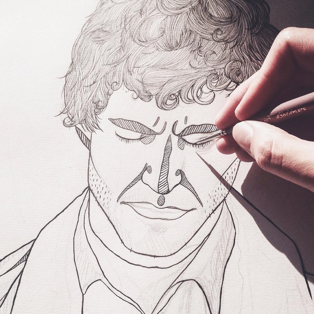 Inking details