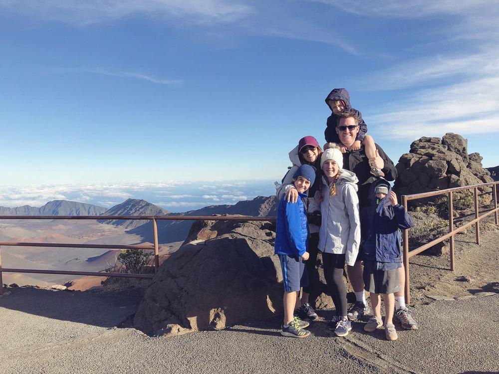 (Mt. Haleakala)