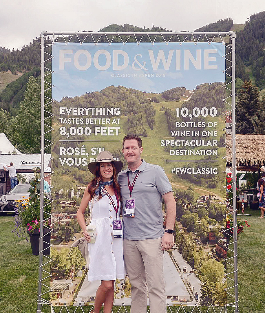 Festival What to wear - Food and Wine Classic in Aspen - Lovely Matters blog - Heather Walker photography